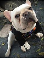 preiswerte -Hund T-shirt Hundekleidung Lässig/Alltäglich Tier Schwarz Kostüm Für Haustiere