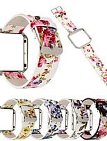 Недорогие -Ремешок для часов для Fitbit Blaze Fitbit Повязка на запястье Современная застежка Натуральная кожа
