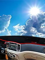 abordables -Automobile Matrice de tableau de bord Tapis Intérieur de Voiture Pour Hyundai Toutes les Années Accent