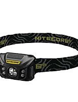 cheap -Nitecore NU30 Headlamps LED 400 lm Manual Mode XP-G2 With Ties Portable Water Resistant / Water Proof Power Saving Function Lightweight