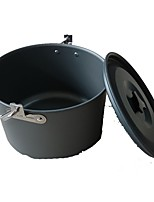 cheap -Camping Pot Outdoor Cookware Wearable Stainless Steel for Camping