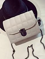 cheap -Women Bags PU Shoulder Bag Pockets for Outdoor Summer Wine Gray Beige Black