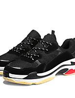 cheap -Shoes Tulle Spring Fall Comfort Sneakers for Casual Outdoor Black Red Green