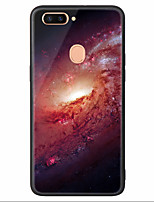 cheap -Case For OPPO Oppo R11s Plus Oppo R11s Pattern Back Cover sky Soft Tempered Glass for OPPO R11s Plus OPPO R11s OPPO R9s Plus OPPO R9s