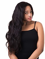 cheap -Premierwigs Affordable Long Glueless Human Hair Lace Front Wigs Brazilian Remy Human Hair Wigs Body Wave Wigs For Women