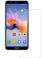 preiswerte -Displayschutzfolie für Huawei Honor 7X Hartglas 2 Stück Bildschirmschutz High Definition (HD) 9H Härtegrad Explosionsgeschützte Kratzfest