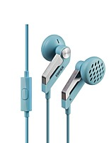 cheap -EDIFIER H169P Earbud Wired Headphones Dynamic Copper Mobile Phone Earphone with Microphone Headset