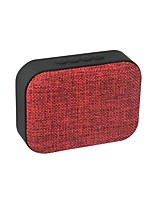 abordables -T3 Speaker Bluetooth 4.2 Audio (3.5mm) Enceinte Extérieure Noir Orange Gris Rouge
