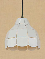 cheap -Country Pendant Light Ambient Light For Bedroom Study Room/Office 220-240V 110-120V no