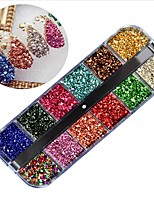 cheap -Ornaments Fashionable Jewelry Nail Art DIY Tool Accessory Multi-colored Nail Art Design