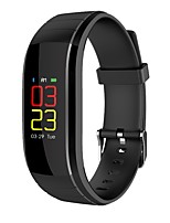 cheap -Smartwatch Bluetooth Water Resistant Calories Burned Touch Sensor APP Control Pulse Tracker Pedometer Activity Tracker Sleep Tracker