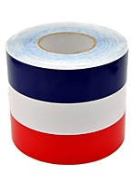 cheap -50*15CM France Flag Color Decal Stickers for Cars & Trucks