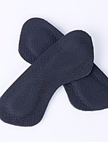 cheap -4 Pairs Pain Relief Heel Protectors Cowhide Comfy Heel All Season Summer Unisex Beige Black