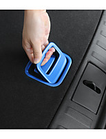 preiswerte -Kfz-Kofferraum Türschalter deckt DIY Auto Interieur für Jeep alle Jahre Renegade Kompass Aluminium Metall