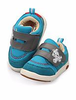Недорогие -Девочки Мальчики обувь Тюль Весна Осень Обувь для малышей Удобная обувь Кеды для Повседневные Бежевый Желтый Розовый Светло-синий
