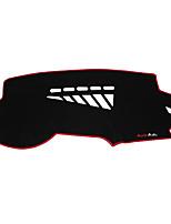 cheap -Automotive Dashboard Mat Car Interior Mats For Audi 2009 2010 2011 2012 2013 2014 2015 2016 A4L