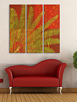 economico -Stampa trasferimenti su tela Classico Modern,Tre Pannelli Tela Verticale Stampa Decorazioni da parete Decorazioni per la casa