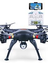 economico -RC Drone GW180 4 canali 6 Asse Con videocamera HD da 2.0MP Quadricottero Rc Altezza Holding Controllare La Telecamera Raccogliere Dati Di