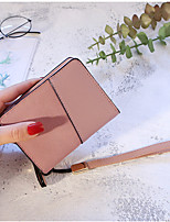 cheap -Women's Bags PU Wallet Tiered for Shopping Casual All Seasons Black Blushing Pink Dark Blue Dark Green Coffee