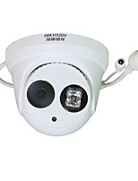 abordables -hikvision® ds-2cd3345-i hd 4mp cúpula poe exir torreta de seguridad cctv cámara ip lente 2.8mm