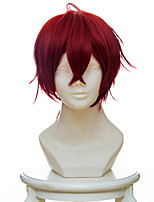 cheap -Cosplay Wigs Violet Evergarden Anime Cosplay Wigs 40 CM Heat Resistant Fiber Men's