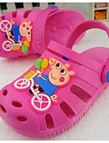 economico -Da ragazza Scarpe PVC Primavera Estate Comoda Pantofole e infradito per Casual Rosso Blu Rosa