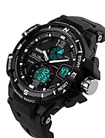 cheap -Men's Kid's Casual Watch Sport Watch Military Watch Japanese Digital Calendar / date / day Chronograph Water Resistant / Water Proof