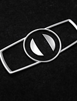 cheap -Automotive Headlight Button Covers DIY Car Interiors For BMW 2017 2016 2015 2014 2013 2012 2011 5 Series