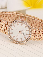 cheap -Women's Kid's Casual Watch Sport Watch Fashion Watch Chinese Quartz Casual Watch Alloy Band Luxury Colorful Cool Gold Rose Gold