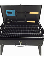 cheap -Camping Stove Grill & Griddle Pans Folding Lightweight Stainless Steel for Camping