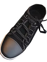 cheap -Men's Shoes Nubuck leather Spring Fall Light Soles Sneakers for Casual Black