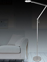 cheap -Modern/Contemporary Adjustable Floor Lamp For 220V White