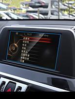 Недорогие -автомобильный Защитная пленка для приборной панели Всё для оформления интерьера авто Назначение BMW 2017 2016 X1