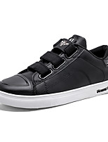 cheap -Men's Shoes Synthetic Microfiber PU Spring Fall Comfort Sneakers for Casual Black Black/White Black/Red