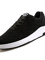 cheap -Men's Shoes Cashmere Spring Fall Comfort Sneakers for Casual Red Gray Black