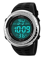 cheap -SKMEI Men's Children's Fashion Watch Sport Watch Casual Watch Chinese Digital Calendar / date / day Chronograph Water Resistant / Water