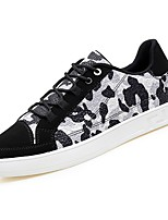 cheap -Shoes Rubber Spring Fall Comfort Sneakers for Outdoor Black/White Black/Blue