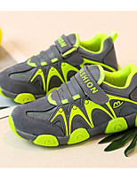 cheap -Girls' Boys' Shoes Canvas Spring Fall Comfort Sneakers for Casual Outdoor Yellow Red Green