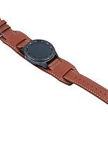 Недорогие -Ремешок для часов для Gear S3 Classic Samsung Galaxy Повязка на запястье Классическая застежка Натуральная кожа