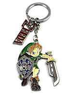 economico -Altri accessori Ispirato da The Legend of Zelda Anime Accessori Cosplay Other Cromo