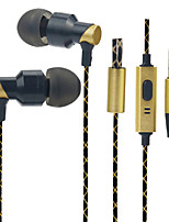 cheap -PHB EM006 Earphone High Quality Metal Durable Type  Stereo