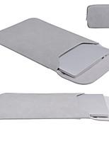 economico -MacBook Custodia Maniche per Tinta unita Tinta unica Similpelle Materiale Per Nuovo MacBook Pro 13'' MacBook Air 13 pollici MacBook Pro