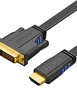 Недорогие -CE-Link HDMI 2.0 Кабель, HDMI 2.0 to DVI Кабель Male - Male 3.0M (10Ft)