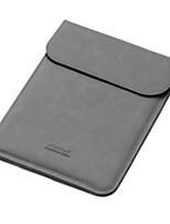 """Недорогие -MacBook Кейс Рукава для Один цвет Сплошной цвет Искусственная кожа материал Новый MacBook Pro 13"""" MacBook Air, 13 дюймов MacBook Pro, 13"""