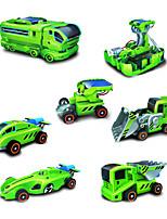 economico -Set di giocattoli scientifici Giocattoli Auto Autovetture Giocattoli Strani squisito Fatto a mano Classico Plastica morbida Maschio