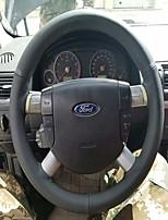 abordables -housses de volant automobile (cuir) pour moteurs universels Ford Mondeo applicable à l'ancienne monnaie