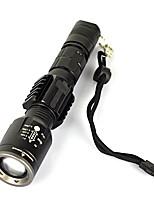 Недорогие -ANOWL LS1250 LED подсветка - 600 lm 3 Режим LED Портативные Простота транспортировки Походы/туризм/спелеология Повседневное использование