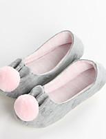 economico -casa pantofole Pantofole donna Cotone Poliestere