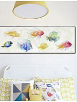 baratos -Animais Arte de Parede,Poliestireno Material com frame For Decoração para casa Arte Emoldurada Sala de Estar