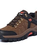 economico -Da uomo Scarpe Tessuto Primavera Autunno Comoda Sneakers per Casual Grigio Marrone Verde militare